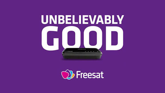 The Unbelievably Good Freesat Advert